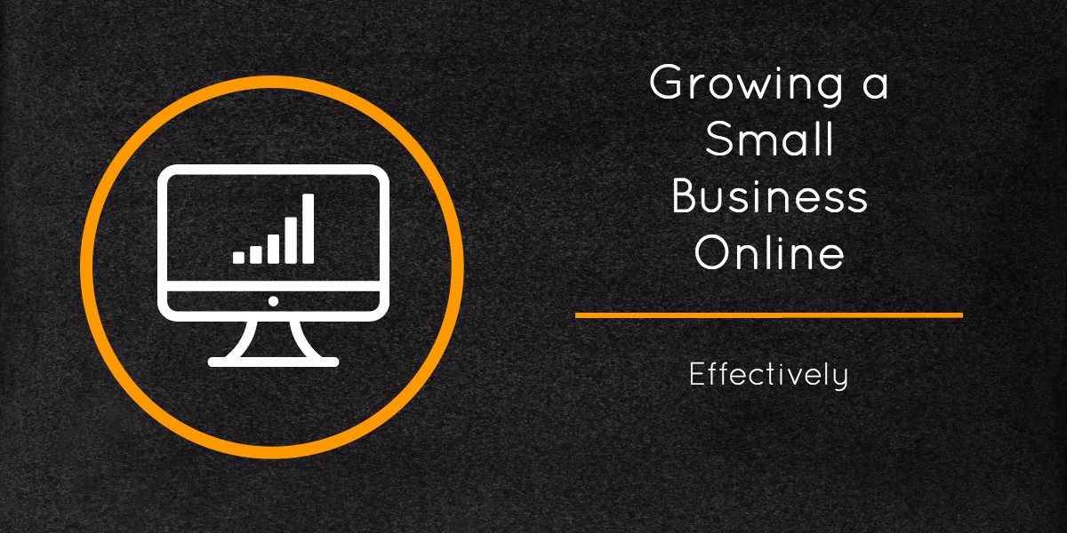 grow a small business online