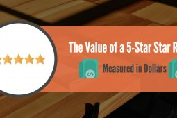 The Value of a Yelp 5-Star Review & How to Get More of Them