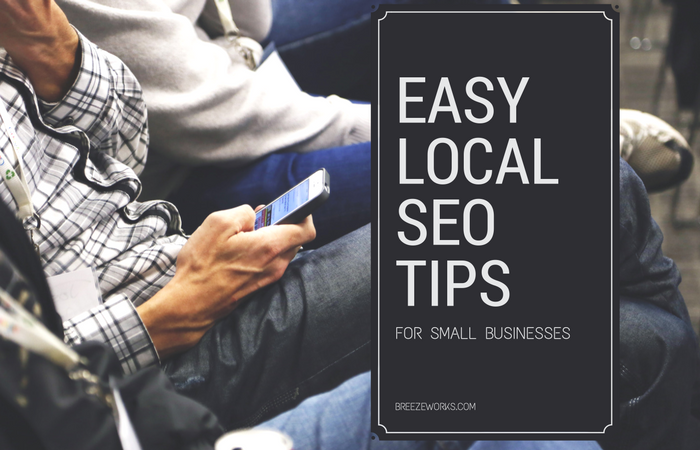 easy local seo tips for small businesses